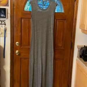 C & C California knotted back Maxi Dress